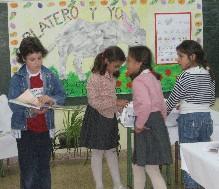 Exposición de todo el colegio