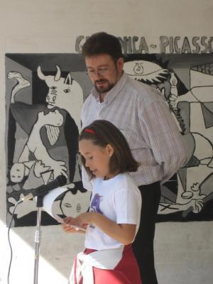 Acto de inauguración del curso 2007-08