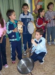 Folklore en nuestro colegio